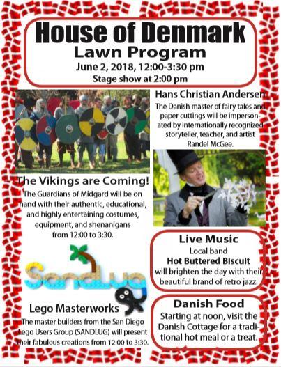 lawn program 2018