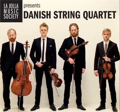 Danish String Quartet photo_LJMS_2